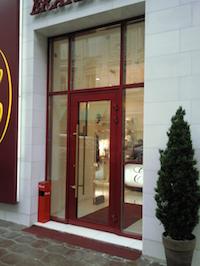 Начало магазина - это его вход. От оформления входной группы напрямую зависят продажи