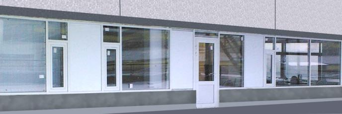 Остекление фасада (теплое) с открывающимися элементами.Поворотные алюминиевые окна СПЛ-04, фурнитура SAVIO. Алюминиевые двери,петли Mechanika, доводчики GU. Фасадная конструкция VERITUM F50. Стеклопакеты однокамерные 24 мм